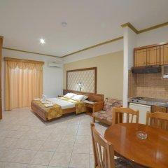Отель Angelina Hotel & Apartments Греция, Корфу - отзывы, цены и фото номеров - забронировать отель Angelina Hotel & Apartments онлайн комната для гостей фото 3