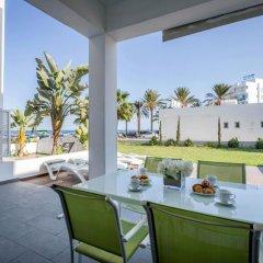 Отель Villa Nora Кипр, Протарас - отзывы, цены и фото номеров - забронировать отель Villa Nora онлайн питание