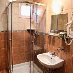 Отель Alfa Hotel és Wellness Centrum Венгрия, Силвашварад - отзывы, цены и фото номеров - забронировать отель Alfa Hotel és Wellness Centrum онлайн ванная