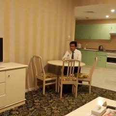 Pearl Residence Hotel Apartments 3* Люкс с различными типами кроватей фото 11