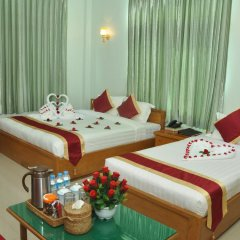 Golden-Kinnara-Hotel 3* Стандартный номер с различными типами кроватей фото 3