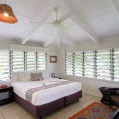 Отель Musket Cove Island Resort & Marina 4* Вилла с различными типами кроватей фото 4