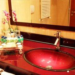 Отель Augusta Lucilla Palace 4* Стандартный номер с различными типами кроватей фото 8