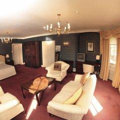 Отель Donnington Grove and Country Club 3* Стандартный номер с различными типами кроватей
