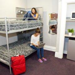 Отель USA Hostels San Francisco Номер с общей ванной комнатой с различными типами кроватей (общая ванная комната) фото 10