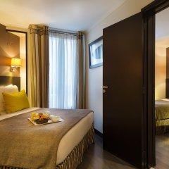 Отель Arc Elysées 3* Стандартный номер с различными типами кроватей фото 5
