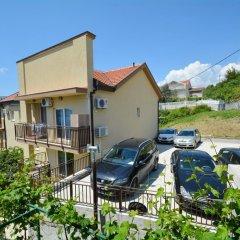 Отель Studios Dimitris Черногория, Тиват - отзывы, цены и фото номеров - забронировать отель Studios Dimitris онлайн парковка