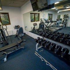 Гостиница Medical SPA Rosa Springs фитнесс-зал фото 2
