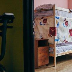 Хостел Миг Кровать в общем номере с двухъярусной кроватью фото 3