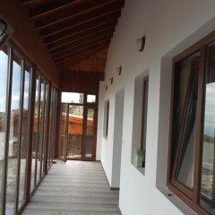 Отель Guest House Balchik балкон