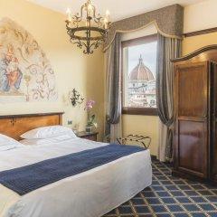 Hotel Palazzo Gaddi Firenze 4* Стандартный номер с различными типами кроватей фото 8
