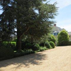 Отель Chateau De Verrieres Сомюр парковка