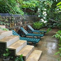 Отель Ridee Villa Унаватуна бассейн