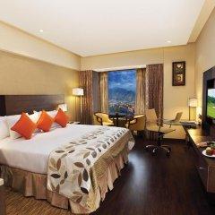 Hotel Vrisa 4* Номер Делюкс с различными типами кроватей фото 5