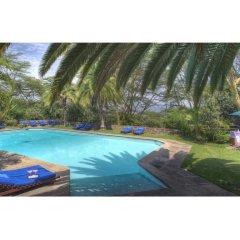 Отель Sarova Lion Hill Game Lodge бассейн