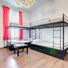 3City Hostel Кровать в общем номере с двухъярусной кроватью фото 3