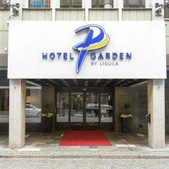 Hotel Garden | Profilhotels Мальме парковка