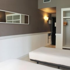 Отель Parallel 2* Стандартный номер с разными типами кроватей фото 4