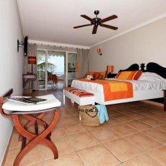 Отель Pierre & Vacances Residence Premium Les Tamarins Улучшенная студия с различными типами кроватей фото 3