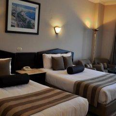 Отель Regina Swiss Inn Resort & Aqua Park 4* Стандартный номер с различными типами кроватей фото 4