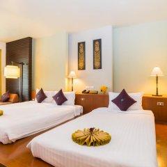 The Royal Paradise Hotel & Spa 4* Улучшенный номер с двуспальной кроватью фото 5