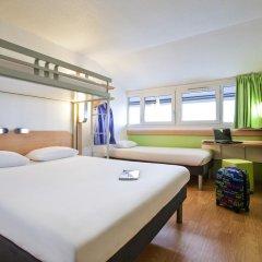 Отель ibis budget Paris Porte de Pantin 2* Стандартный номер с различными типами кроватей