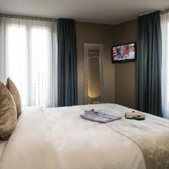 Отель Mercure Paris Place d'Italie 4* Стандартный номер с различными типами кроватей фото 4