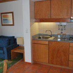Отель Apartamentos Turísticos Nossa Senhora da Estrela Апартаменты разные типы кроватей
