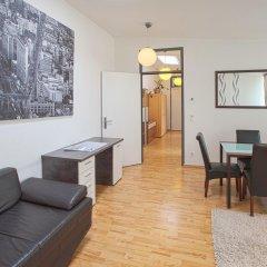 Отель Lodge-Leipzig 4* Апартаменты с различными типами кроватей фото 11