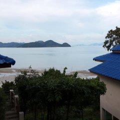Отель Esmeralda View Resort пляж