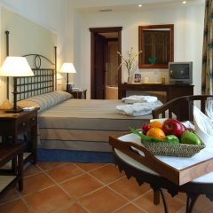 Отель Vincci la Rabida 4* Стандартный номер с различными типами кроватей фото 14