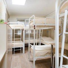 Хостел Успенский Двор Кровать в мужском общем номере с двухъярусной кроватью фото 6