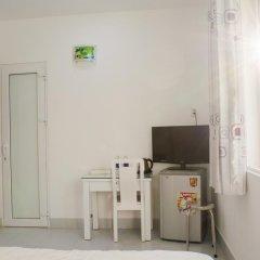 Отель LeBlanc Saigon 2* Семейный номер Делюкс с двуспальной кроватью фото 6