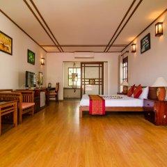 Отель Riverside Bamboo Resort 3* Улучшенный номер фото 4