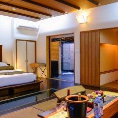 Отель Adaaran Prestige Vadoo 5* Вилла с различными типами кроватей фото 29