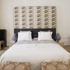 Отель Palácio Fenizia (Charm Palace) Люкс разные типы кроватей фото 6