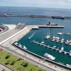 Отель Atlantic Home Azores Понта-Делгада приотельная территория