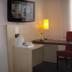 Hotel Alize Mouscron 4* Люкс с различными типами кроватей
