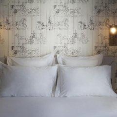 Отель Hôtel Le Mireille 3* Стандартный номер с различными типами кроватей фото 4