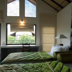 Отель Thilanka Resort and Spa 4* Номер Делюкс с различными типами кроватей фото 7