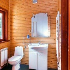 Гостиница Cottages Sim Vitriv ванная