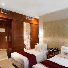 Гостиница DoubleTree by Hilton Novosibirsk 4* Стандартный номер разные типы кроватей фото 16