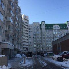 "Отель Apartament ""Berloga 55"" on Zhukova Омск балкон"