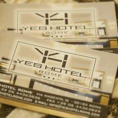 Yes Hotel 3* Стандартный номер с различными типами кроватей фото 2
