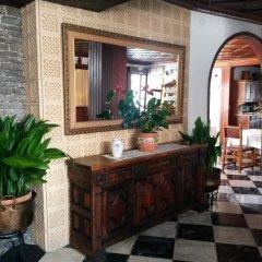 Отель Hostal Cas Bombu ванная фото 2