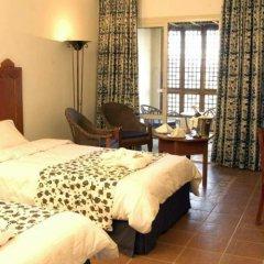 Отель Aquis Taba Paradise Resort Египет, Таба - отзывы, цены и фото номеров - забронировать отель Aquis Taba Paradise Resort онлайн комната для гостей фото 2