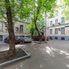 Апартаменты Erker Apartment парковка