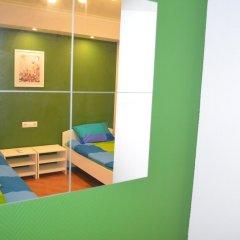 Hostel Nochleg Кровать в общем номере с двухъярусной кроватью фото 24