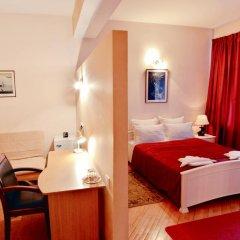 Отель VIP Victoria 3* Номер Делюкс двуспальная кровать фото 10
