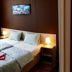 Хостел Европа Номер Делюкс с различными типами кроватей фото 8